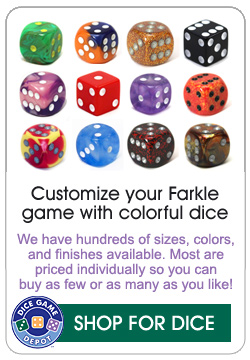 farkle instructions patch products