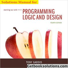 Starting out with c   tony gaddis solutions manual