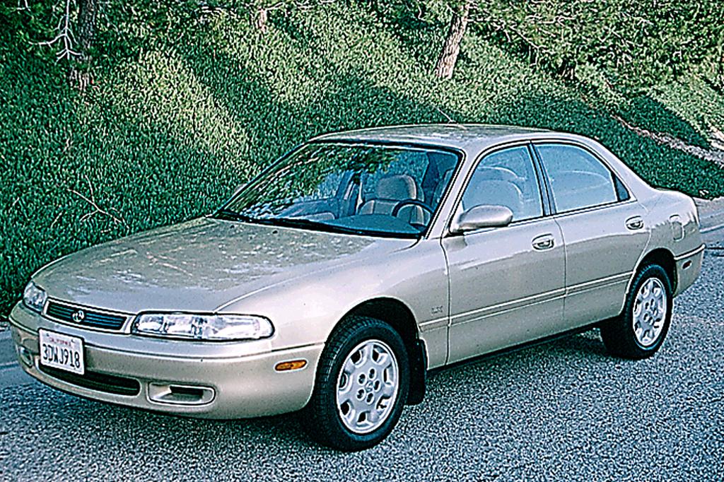 1994 mazda mx6 2ws ge manual coupe