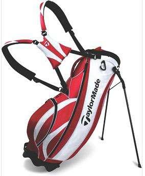 golf bag strap harness instructions