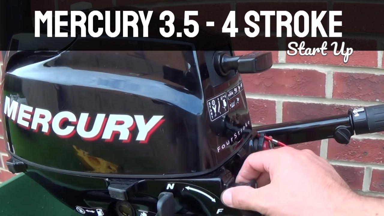 mercury 3.5 hp 2 stroke outboard manual