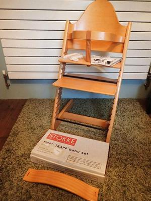 stokke baby set instructions