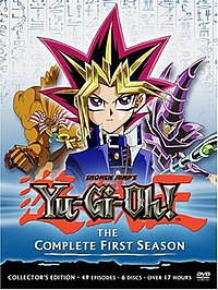 Yugioh duel monsters episode guide