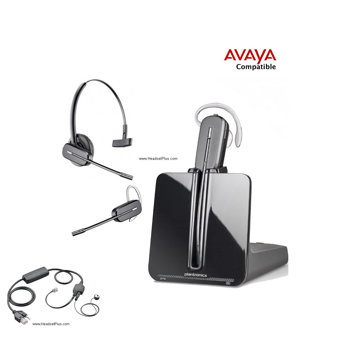 Plantronics cs540 pairing instructions