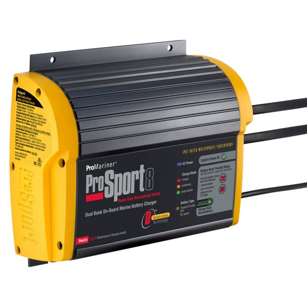 prosport 8 battery charger manual