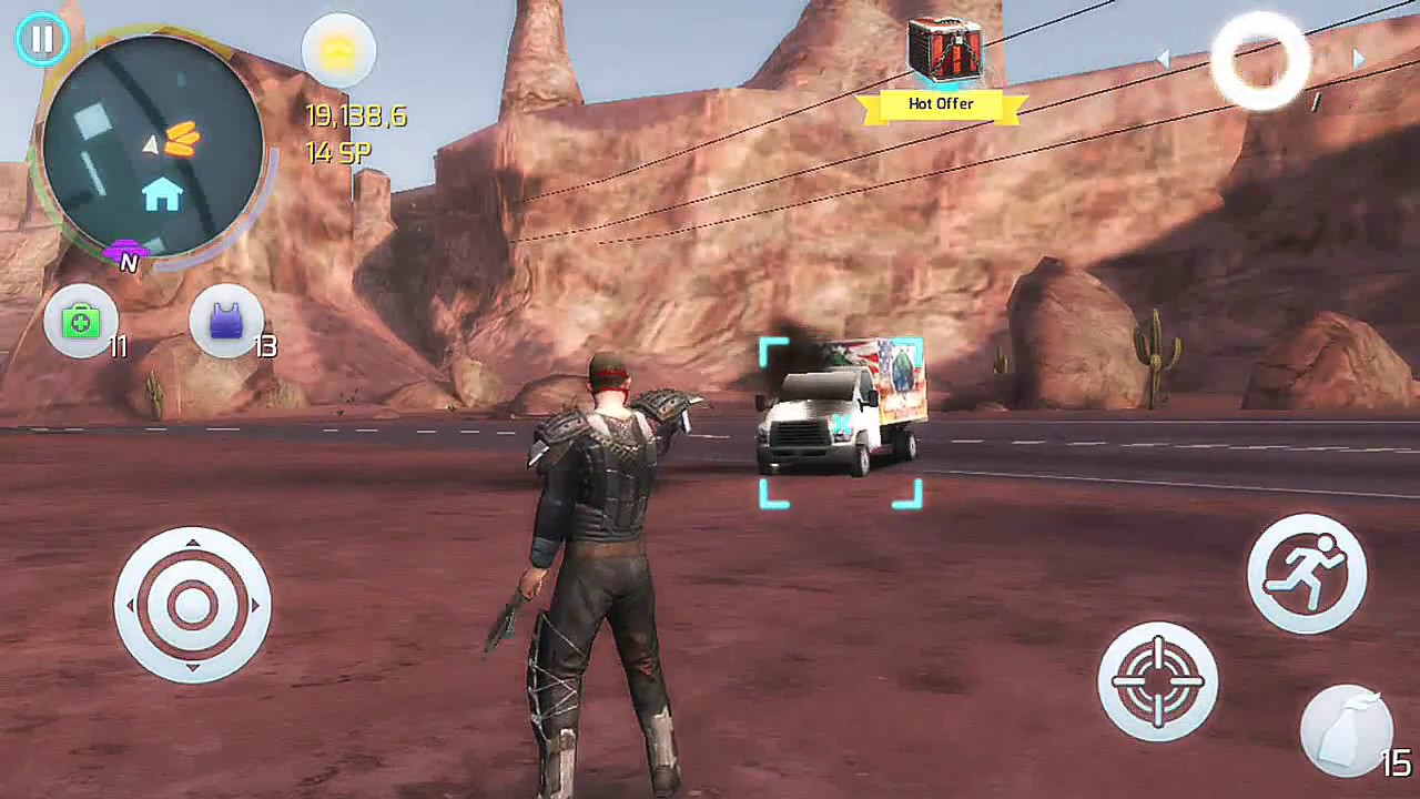 Gangstar vegas how to get into military base
