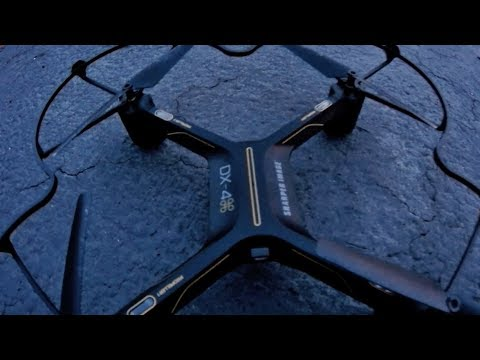 sharper image drone dx 3 instructions