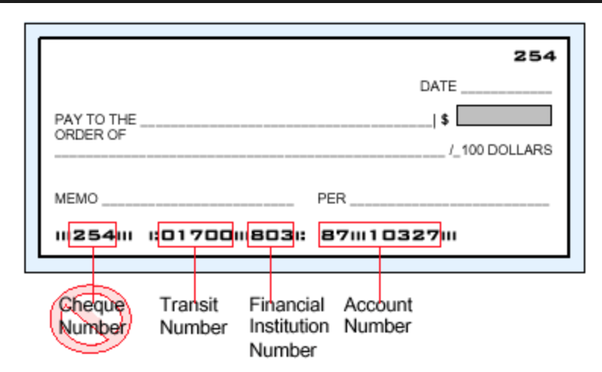 Rbc how to find your branch number
