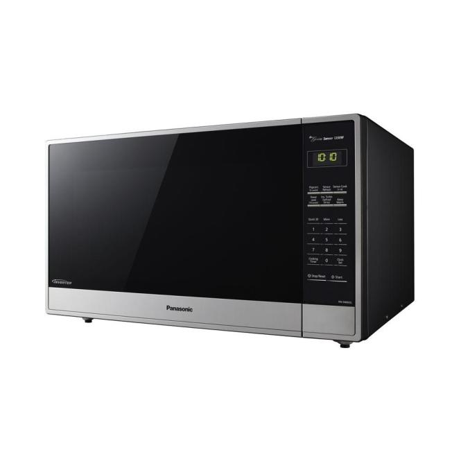Panasonic genius sensor 1100w microwave manual