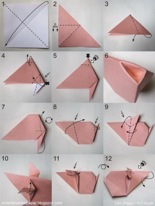 origami manta ray instructions