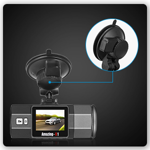oasser car dash cam manual