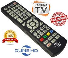 Dune hd remote control application