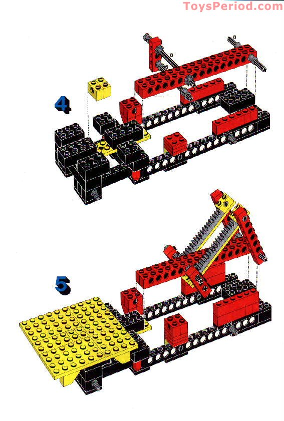 lego expert builder instructions