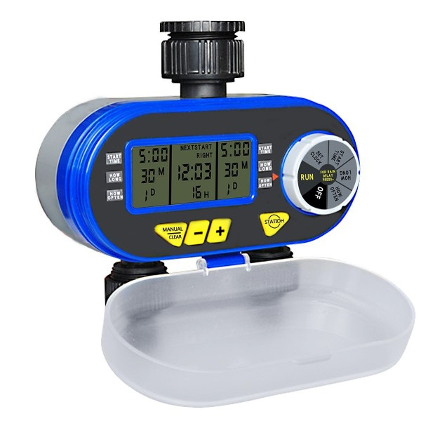 Aqua systems digital tap timer c01600as instructions