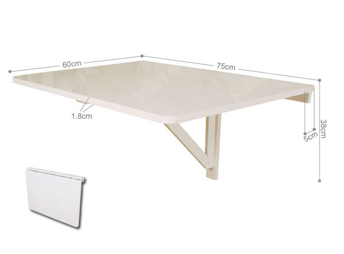 Bjursta wall mounted drop leaf table assembly instructions