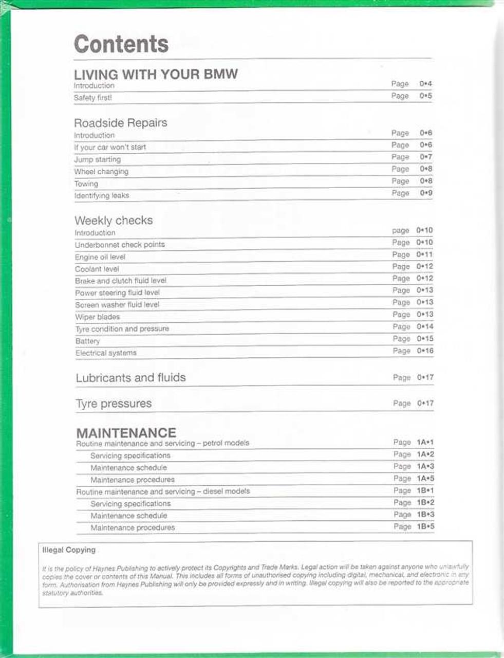 Bmw 1 series e87 manual pdf