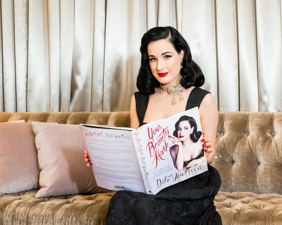Dita von teese book your beauty mark pdf