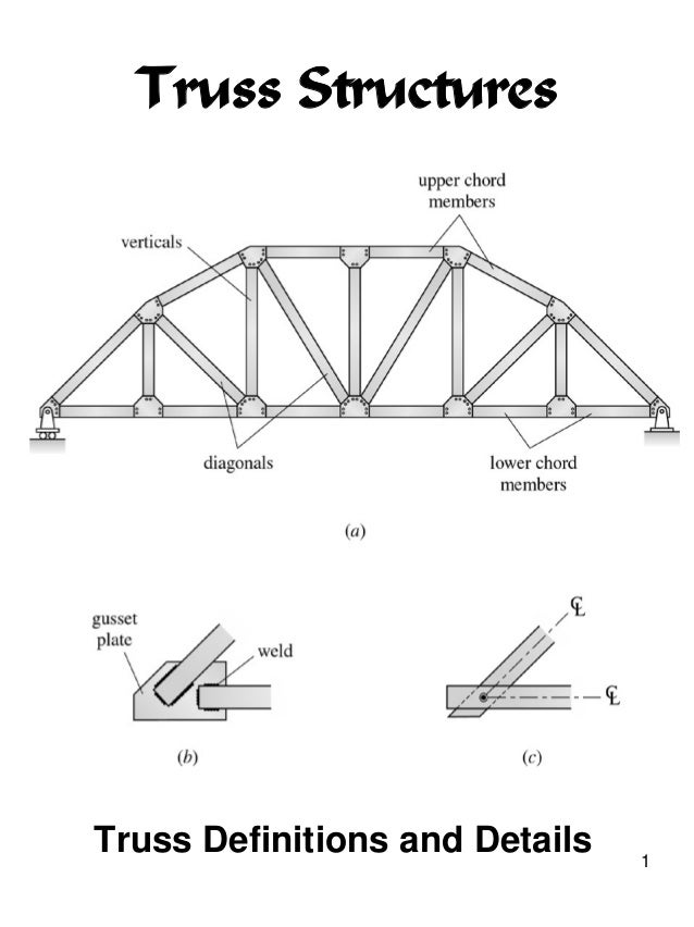 Structural design steel roof truss pdf