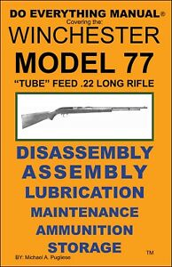 winchester model 77 22lr manual