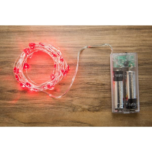 Allure led light string instructions