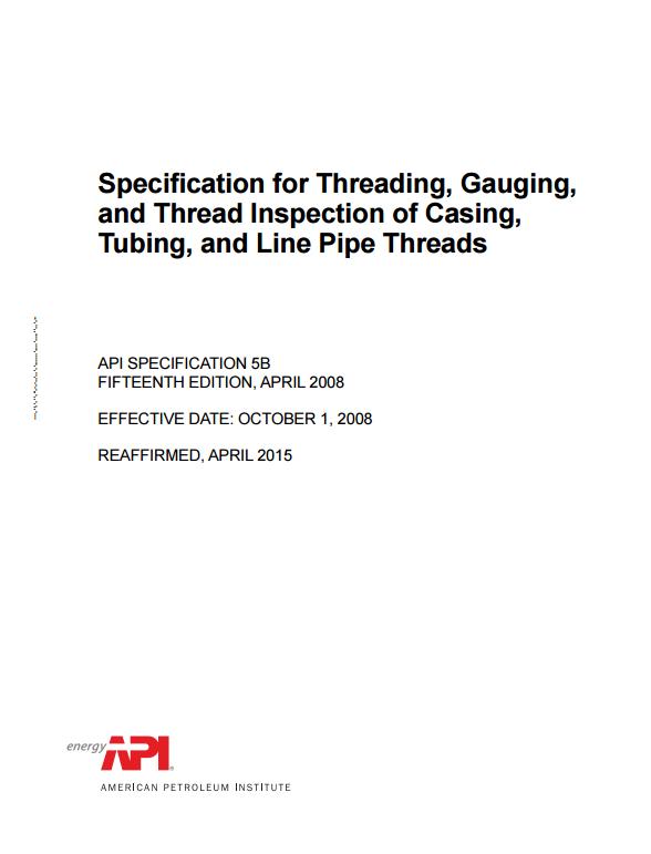Api 6a 21st edition pdf