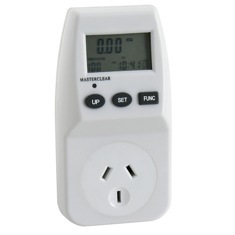 Arlec energy cost meter instructions
