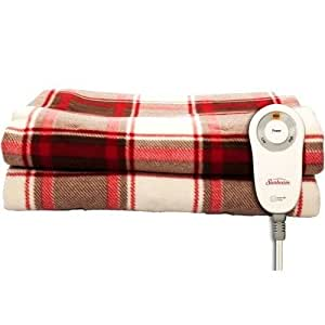 Sunbeam heated blanket instructions