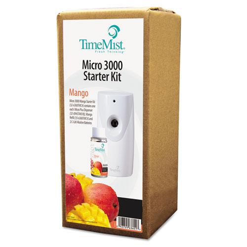 Timemist plus programmable dispenser instructions