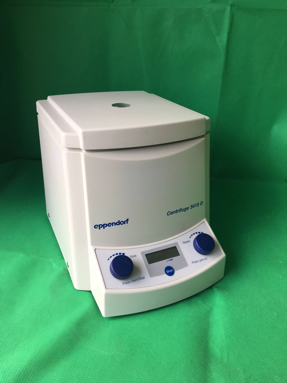 Eppendorf centrifuge 5415d repair manual