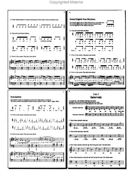 Basics of keyboard theory answer book pdf