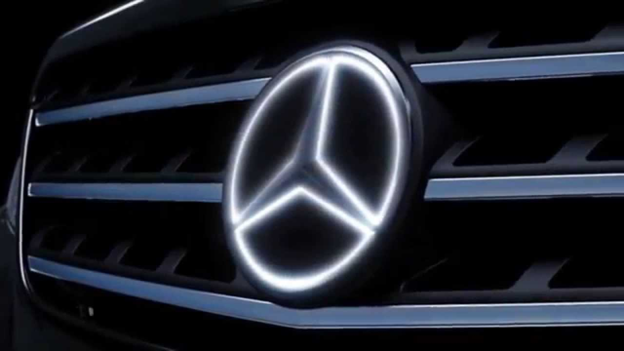 Mercedes benz illuminated star installation instructions