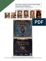 baldur gate enhanced edition manual pdf