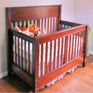Bertini cot bed instructions