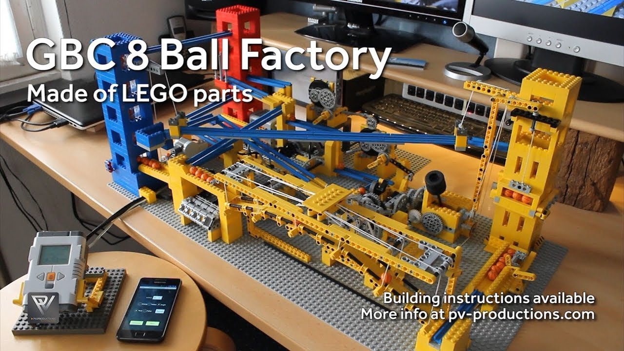 great ball contraption ball shooter instructions