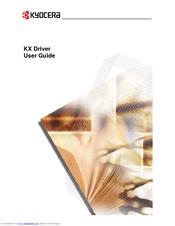 Kyocera fs 4000dn service manual
