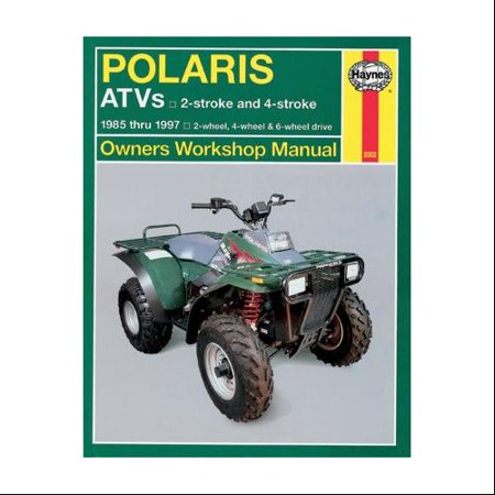polaris xplorer 400 service manual
