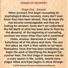 Narcissistic abuse recovery program pdf