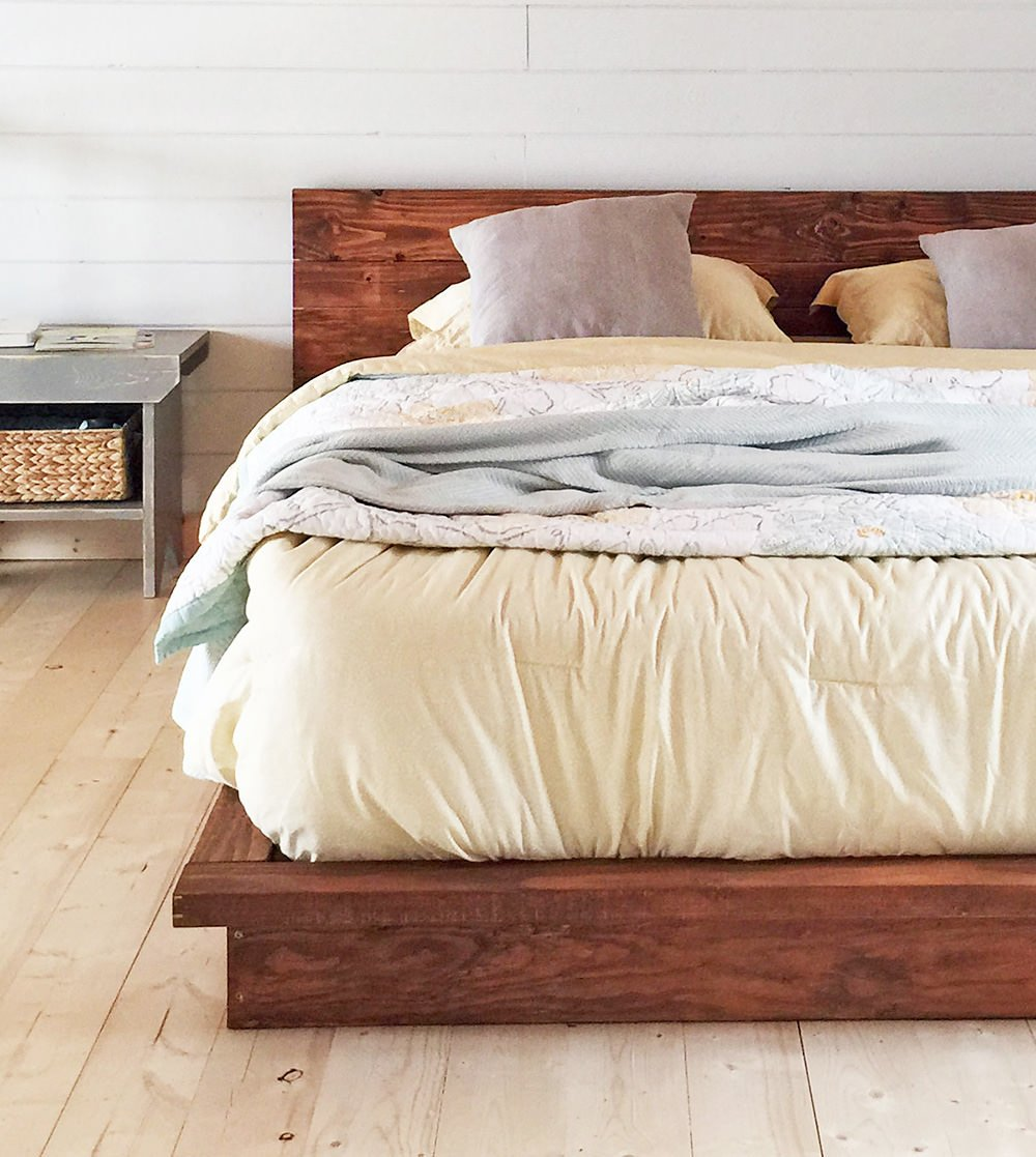 Diy wood headboard instructions