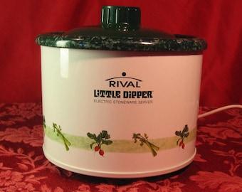 crock pot little dipper instructions