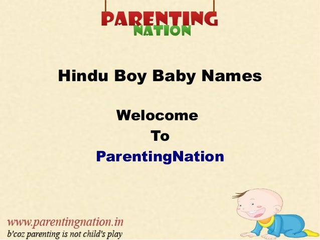 Baby names in tamil boy list hindu pdf