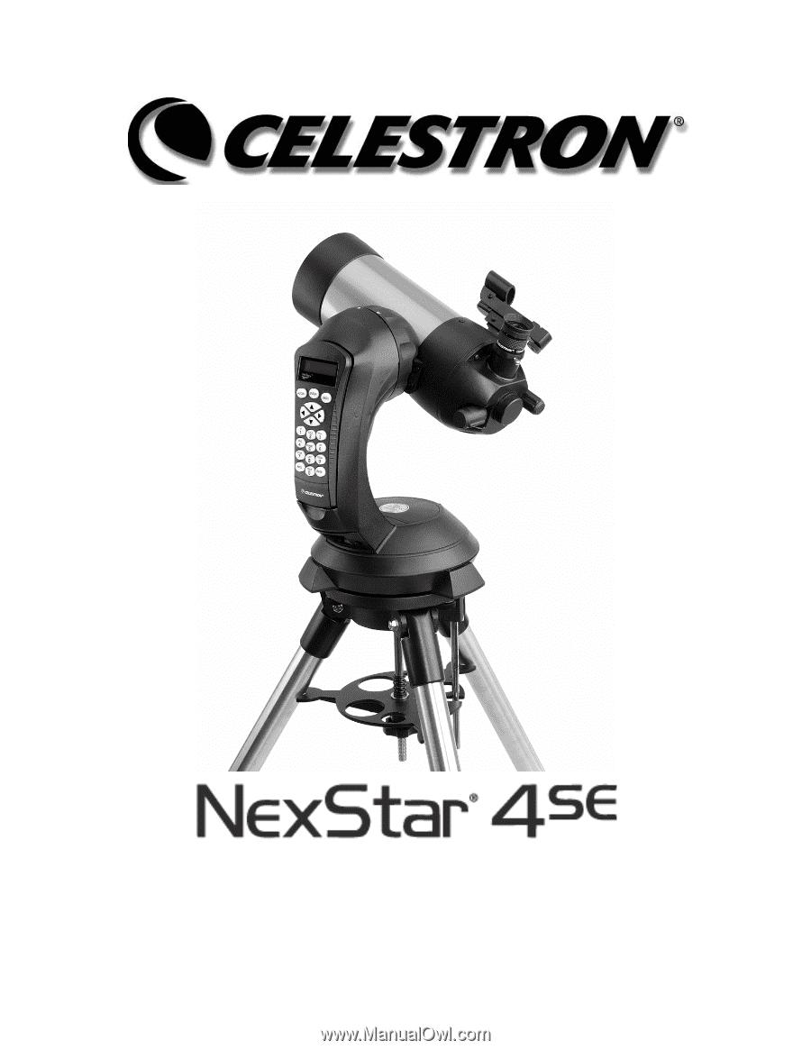 celestron 4 1 2 newtonian telescope manual