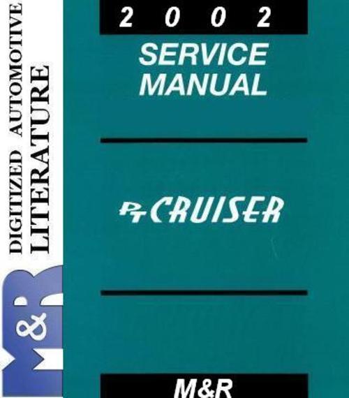 chrysler pt cruiser service manual pdf