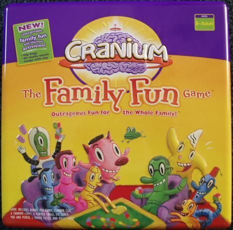 Cranium board game rules instructions