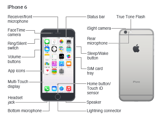 apple iphone 6 user manual free download