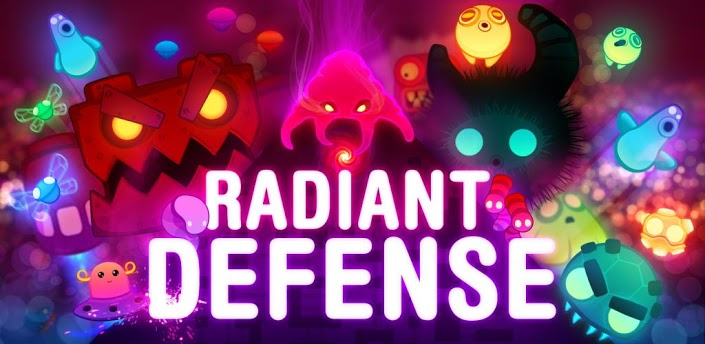 Radiant defence how to change language