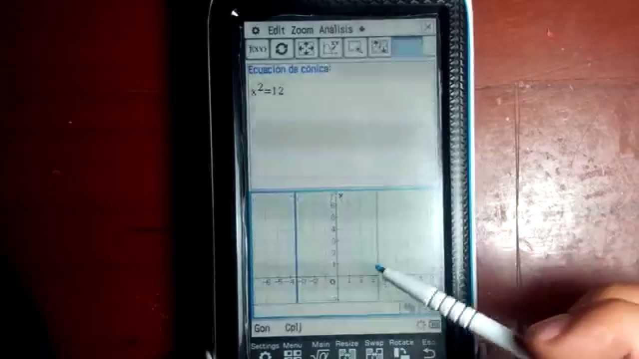 Casio classpad ii fx cp400 manual