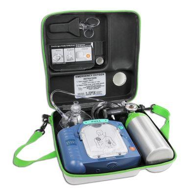 life vest defibrillator instructions