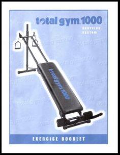 Total gym xli exercise manual pdf