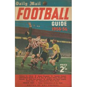 Daily mail football guide 1954-55