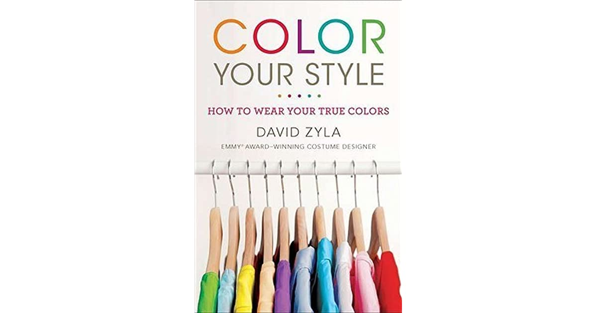 David zyla color your style pdf